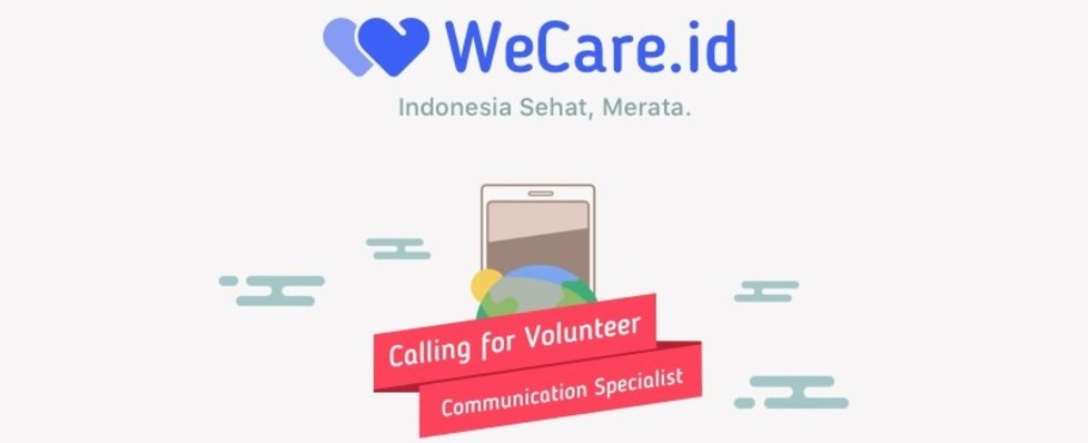 Looking for Communication Specialist Volunteer
