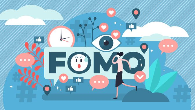 FOMO: Fear of Missing Out dan Cara Mengatasinya | WeCare.id
