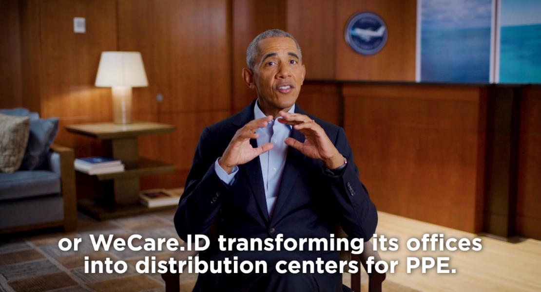 Barack Obama Apresiasi Startup Indonesia, WeCare.id Atas Upaya Lawan COVID-19 | WeCare.id