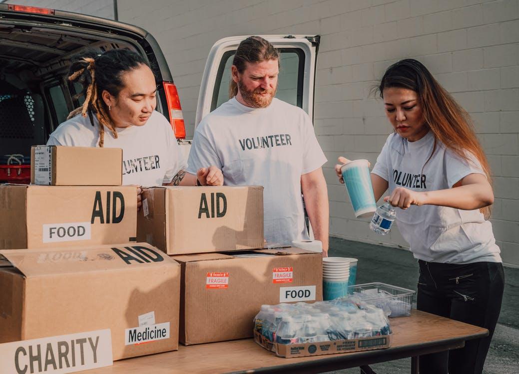 Membantu Negeri dengan Donasi Covid-19 | WeCare.id