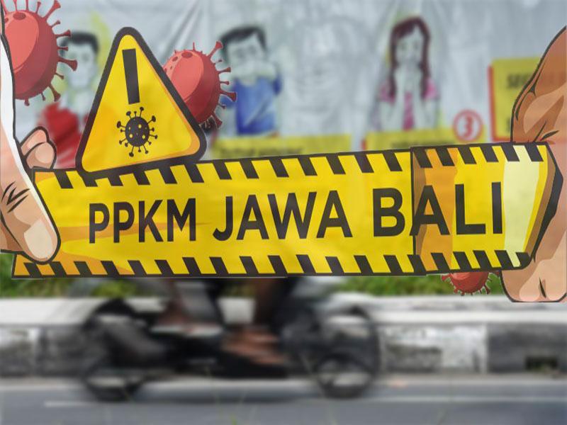 Update Terbaru Pandemi Covid-19 di Pulau Jawa Bali