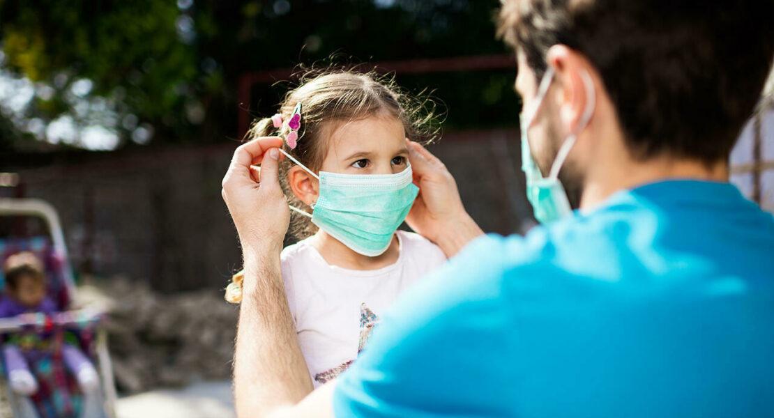 Cara Melindungi Anak dari Serangan Virus Covid-19   WeCare.id